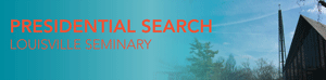 Prewsidential Search Banner