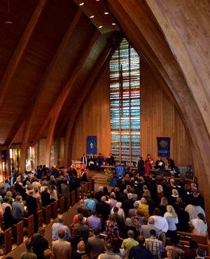 Caldwell Chapel