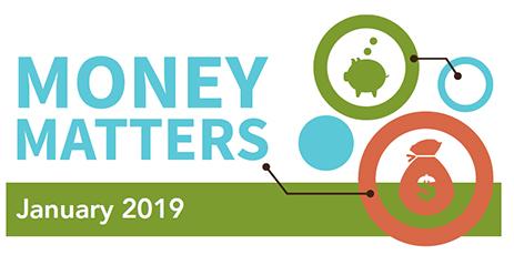 Money Matters January 2019