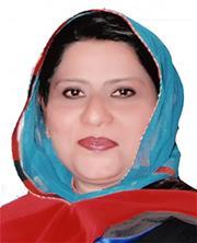 Nosheen Khan