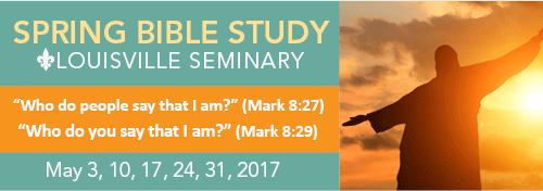 Spring 2017 Bible Study
