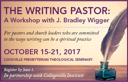 Writing Pastor Workship
