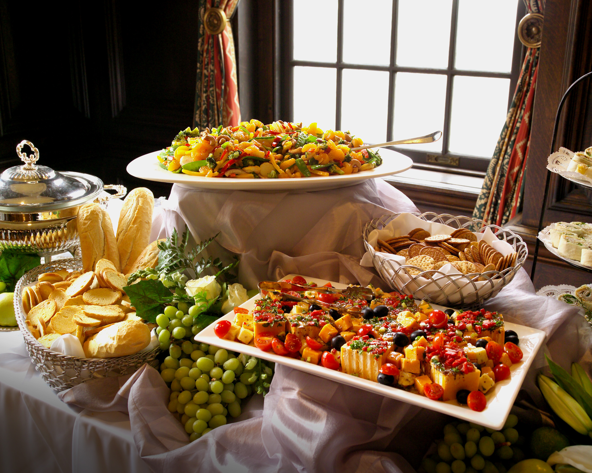 Dining - Catering