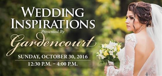 Gardencourt Bridal show 2016