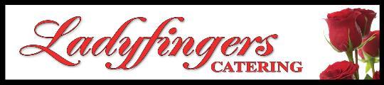 Ladyfinger's Catering Logo