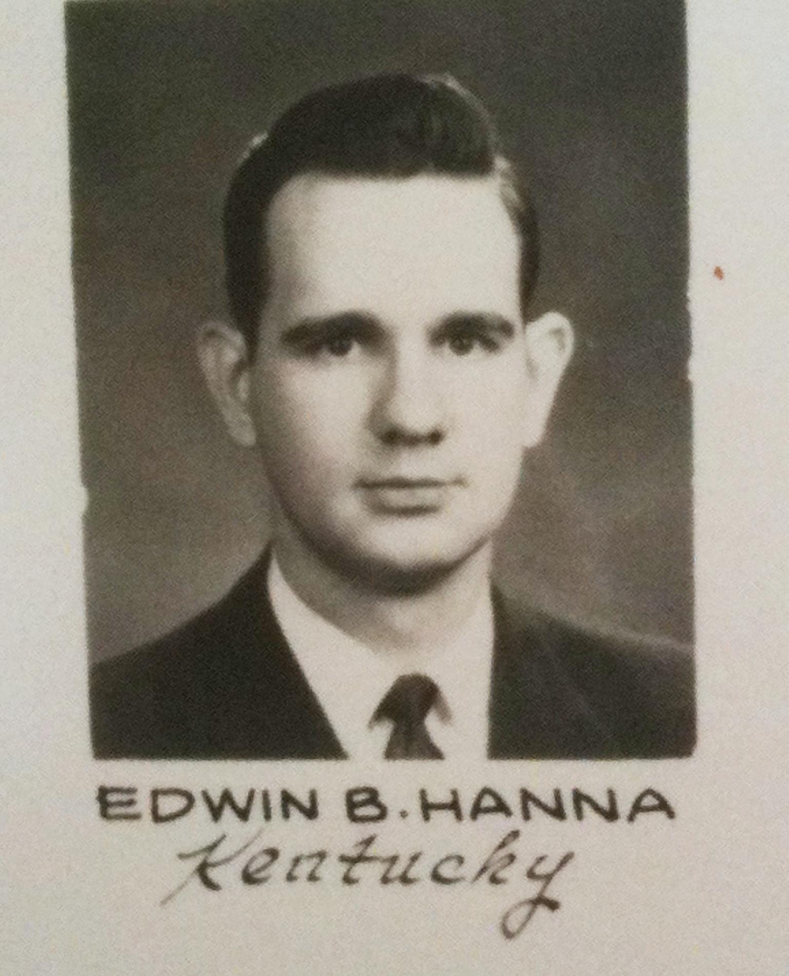 Edwin Bell Hanna