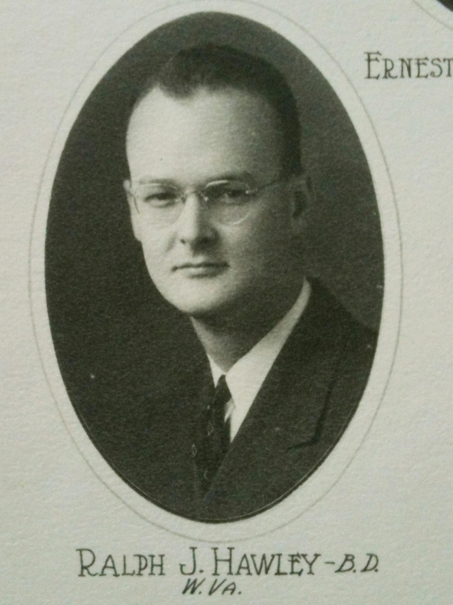 Ralph J. Hawley