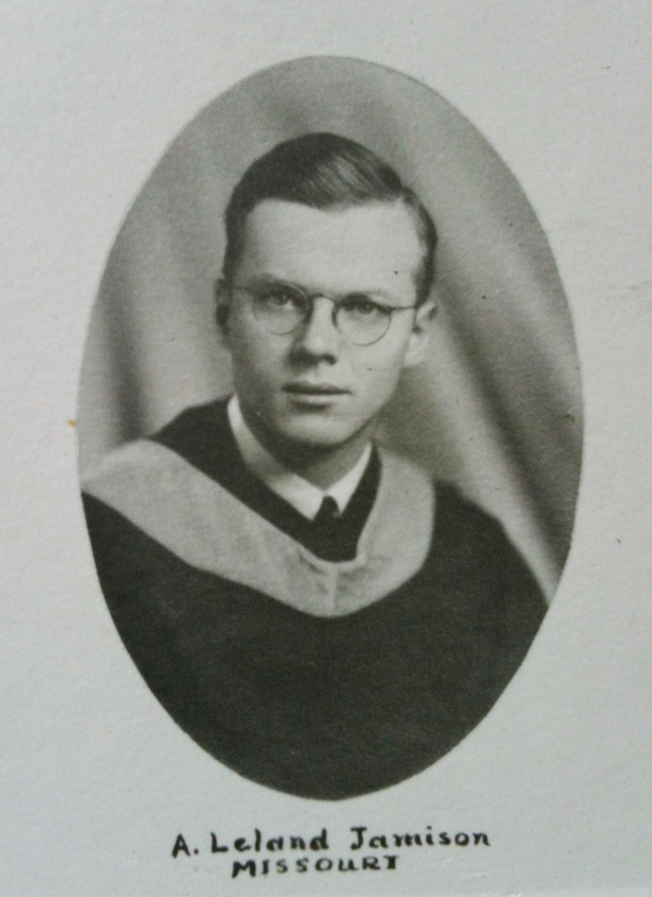 A. Leland Jamison