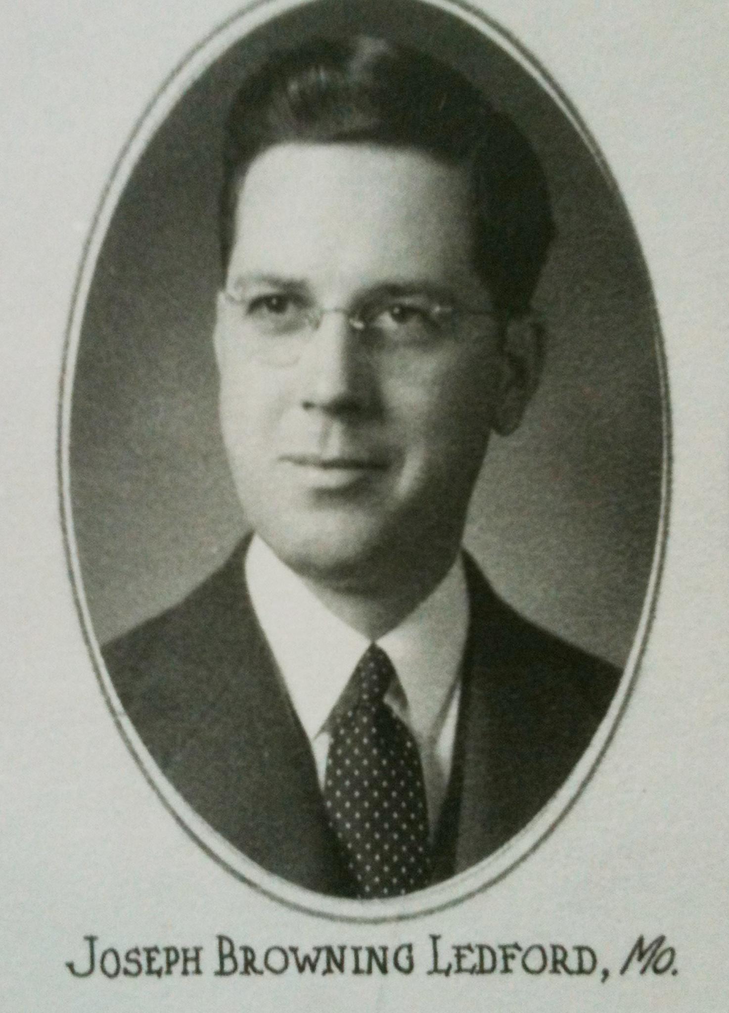 Joseph Browning Ledford