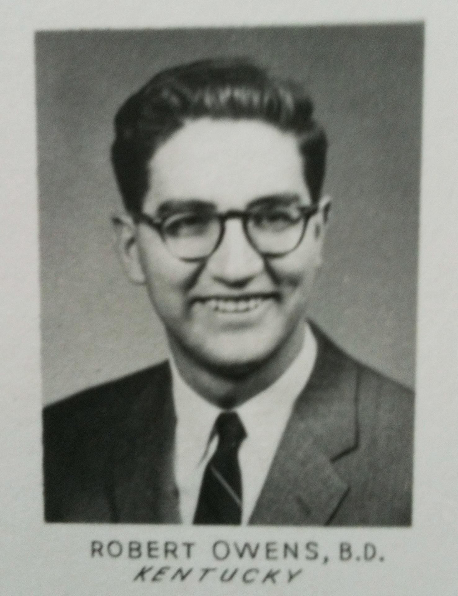 Robert Sanford Owens