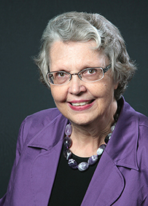 Photo of Dr. Kathryn Johnson