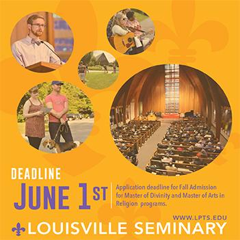 June 1 application deadline