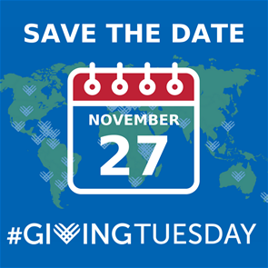 Giving Tuesday-Save the date