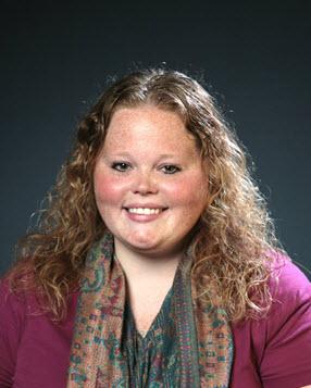 Caitlin Hall Student Body President
