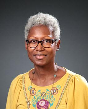 Student Rep Janée Clark