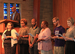 Student Leader Commissioning 2017