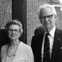 Frank and Fannie Caldwell